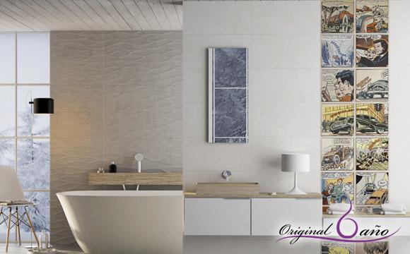 Azulejos Baño Aparici:Accesorios de Baño-Original-Baño