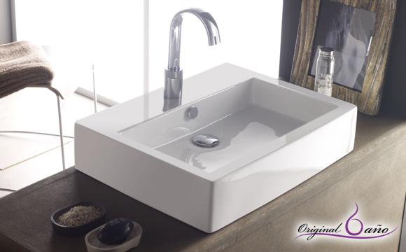 Accesorios de ba o original ba o original ba o - Grifos para lavabos sobre encimera ...