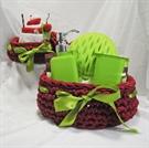 Imagen de la categoría ¿Buscas un regalo original?Cestas personalizadas para baño.