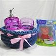 Imagen de Cesta para baño Infantil Pepa Pig